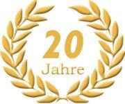 20-Jahre-Kranz
